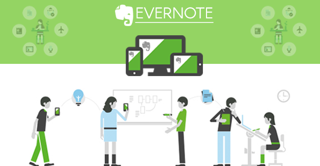 Apps Small-Business Owners should use in 2017-Evernote