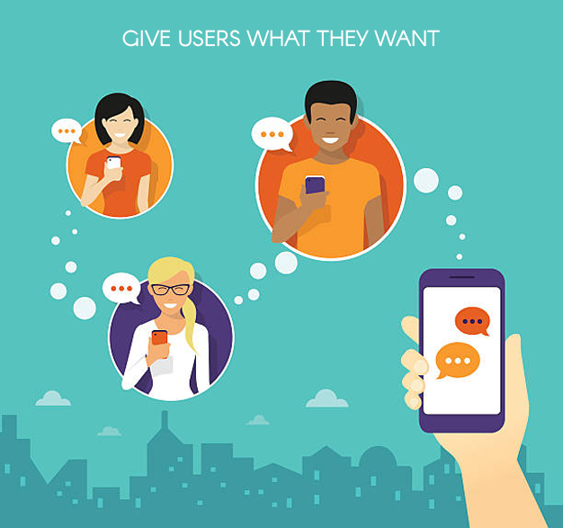 Give your app users what they want