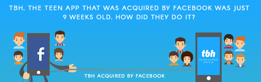 TBH the teen app that was acquired by Facebook was just 9 weeks old. How did they do it - Promatics Technologies