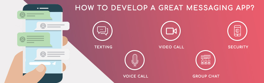 How to develop a great messaging app - Promatics Technologies