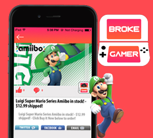 Video Game deals iPhone n Android Apps