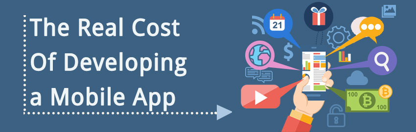 The Real Cost Of Developing a Mobile App