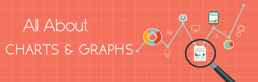 Which charts and graphs should be used in your web dashboard?