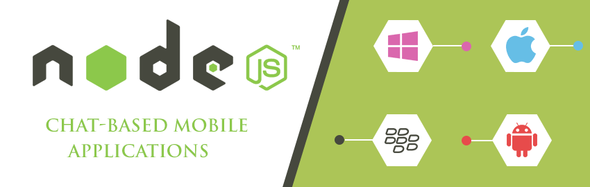 Why Node.js is the Best Option to Develop a Chat-based Mobile Application?