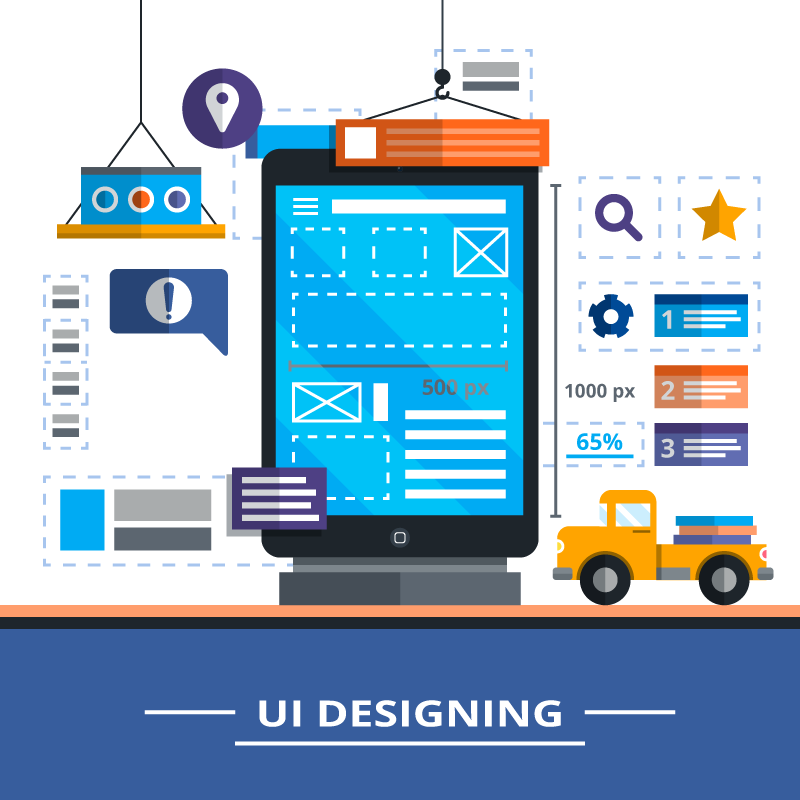 How minimal UI approach of app designing can increase user engagement
