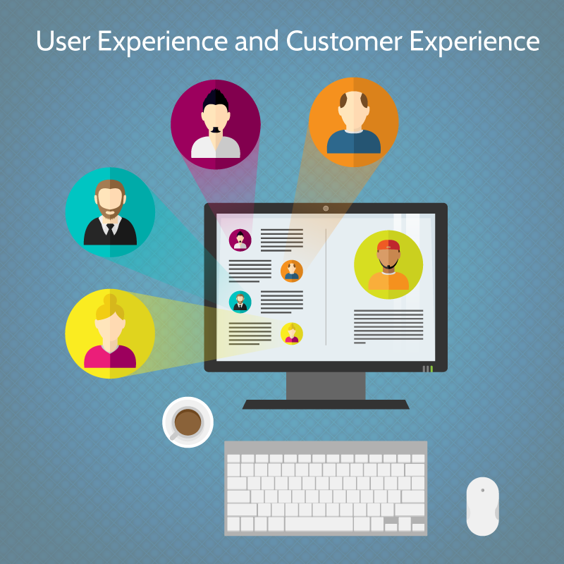 How to balance User Experience and Customer Experience