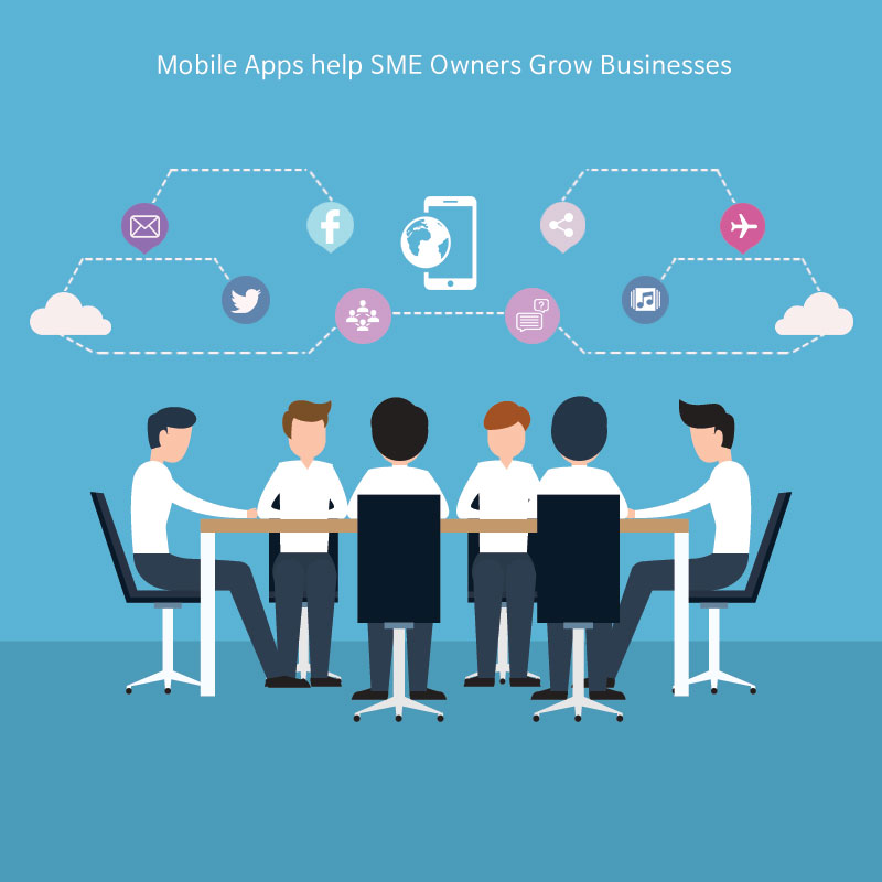 The importance of having Smartphone Apps for the SME Owners