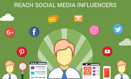 Reach social media influencers - Ways to promote your mobile app through social platforms