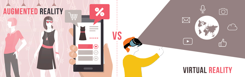 Augmented Reality vs. Virtual Reality – What's the Difference