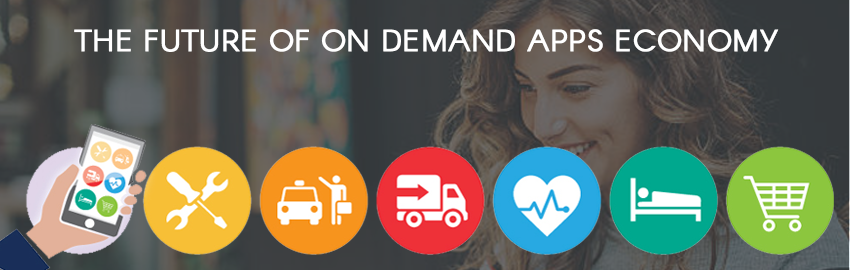 The future of on demand apps economy