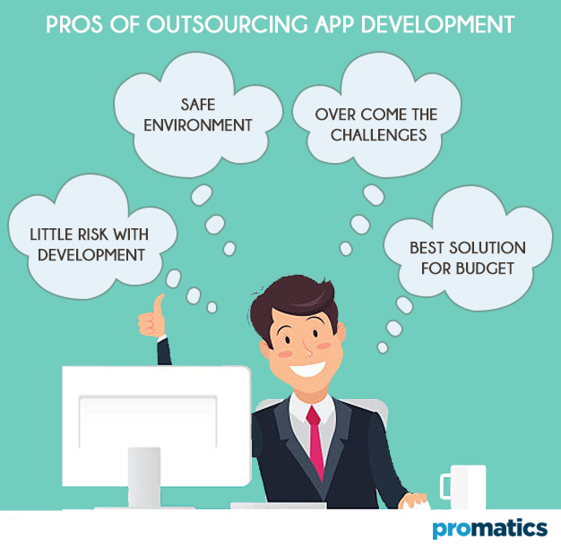 Pros of outsourcing app development