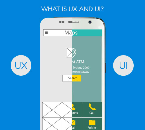 What is UX and UI