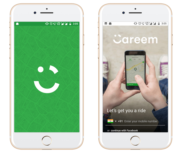 Careem Mobile App