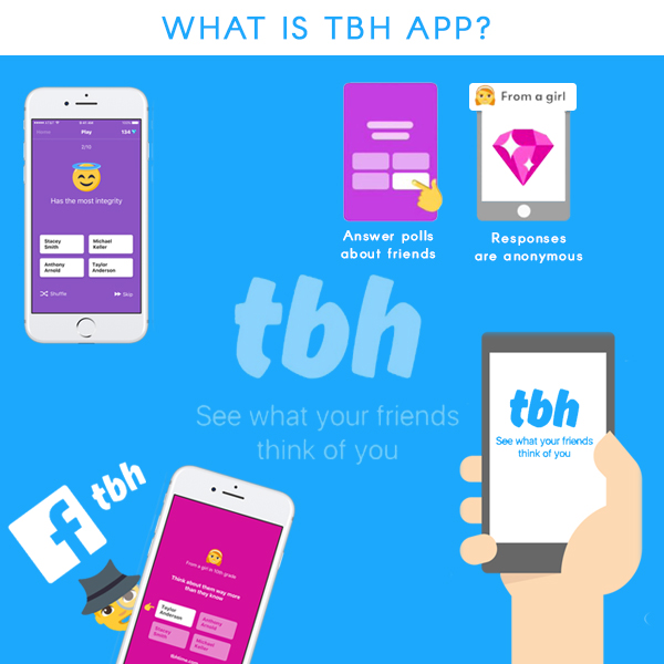What is TBH app