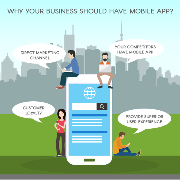 Why your business should have mobile app