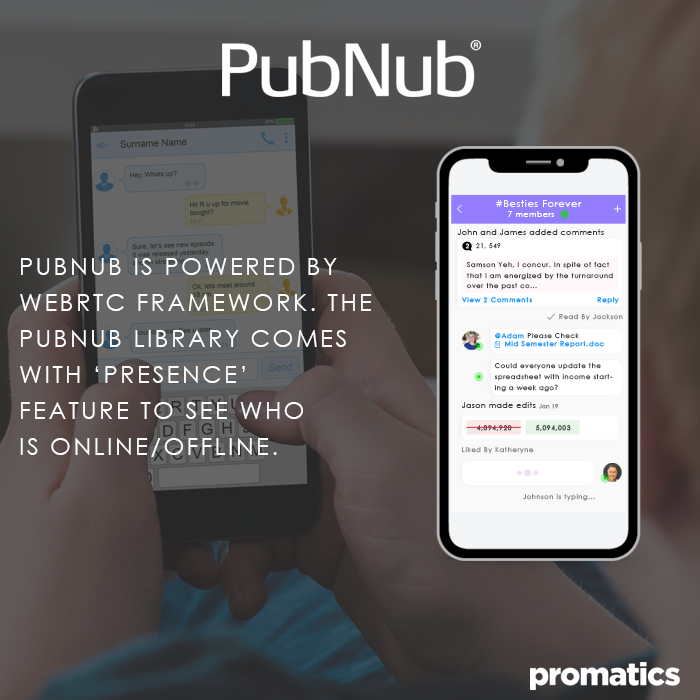 Is Pubnub a good video chat API