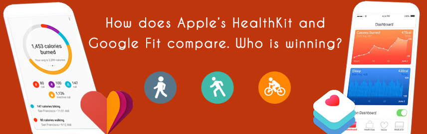 How does Apples HealthKit and Google Fit compare Who is winning - Promatics Technologies