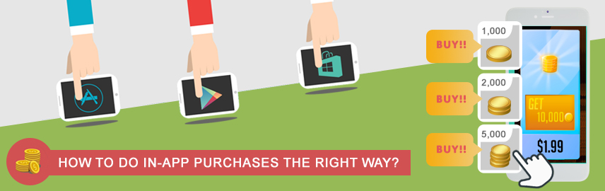 How to do in-app purchases the right way - Promatics Technologies