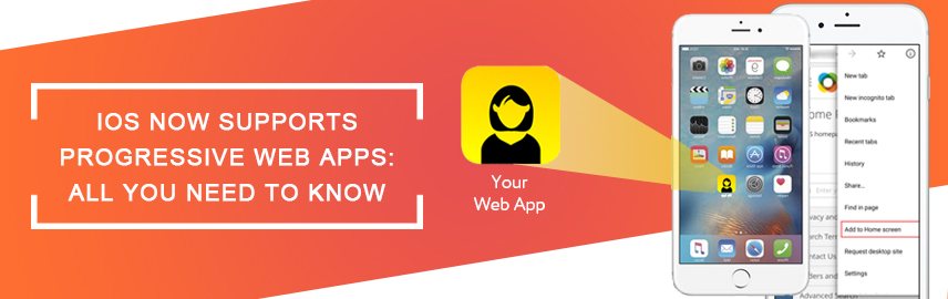 iOS now supports Progressive Web Apps All you need to know-Promatics Technologies