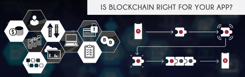 Is blockchain right for your app - Promatics Technologies