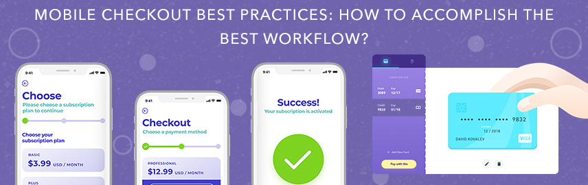 Mobile checkout best practices How to accomplish the best workflow-Promatics Technonogies