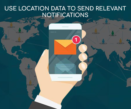 Use Location Data to Send Relevant Notifications