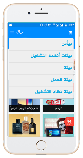 Multilingual Search Functionality in App
