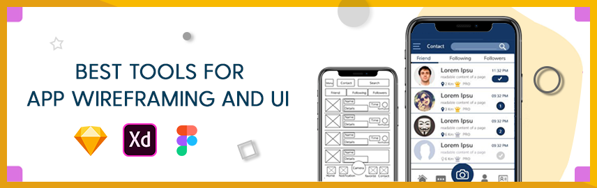 Best tools for app wireframing and UI - Promatics Technologies