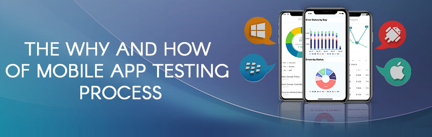 The why and how of mobile app testing process- Promatics Technologies