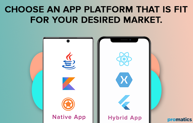 Choose an App Platform that is Fit for Your Desired Market