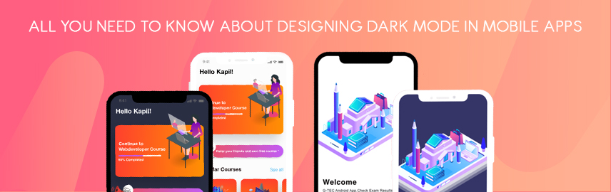 All you need to know about Designing Dark Mode in Mobile Apps - Promatics-Technologies