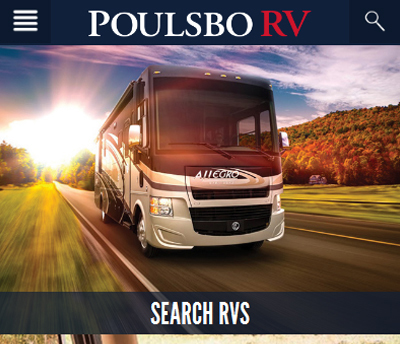 RV Parts / Accessories Website