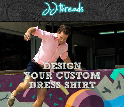 Custom Shirt Designer, Ecommerce