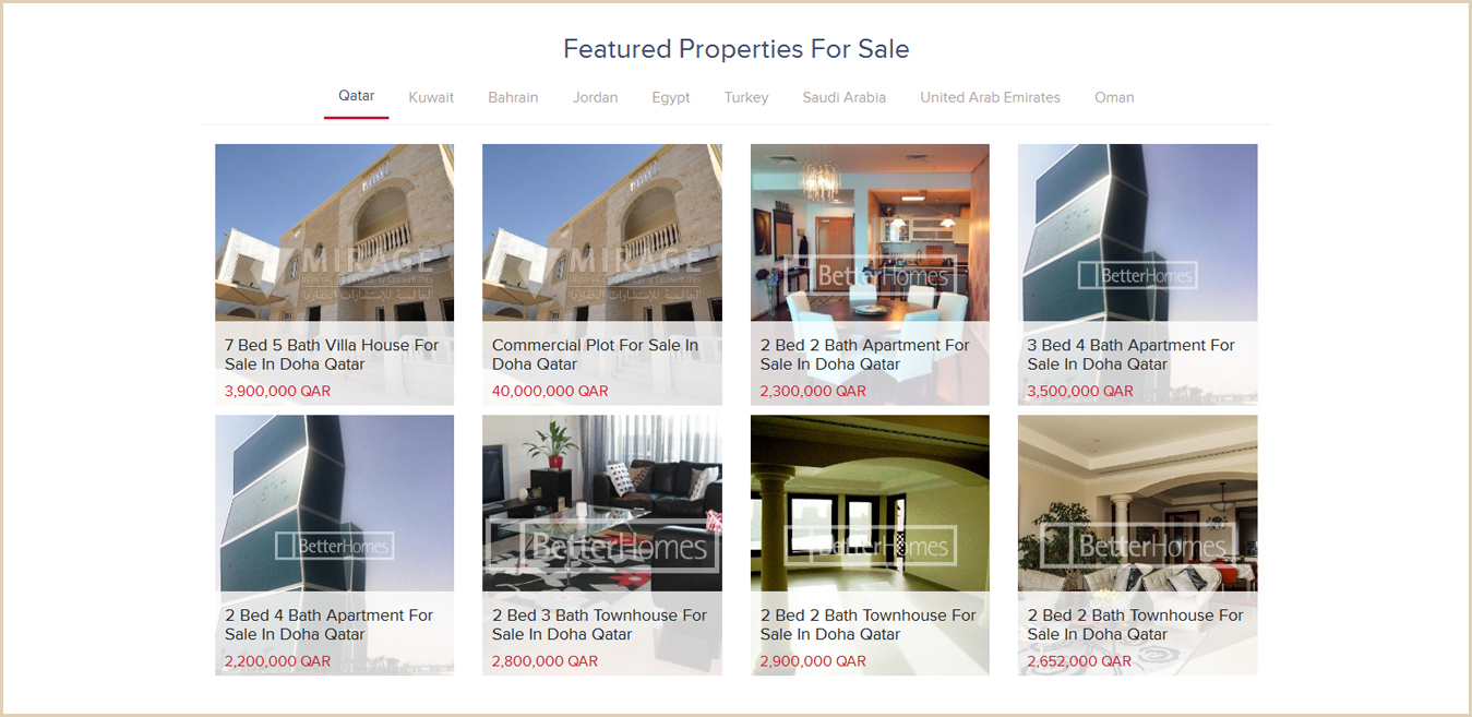 Featured Properties For Sale