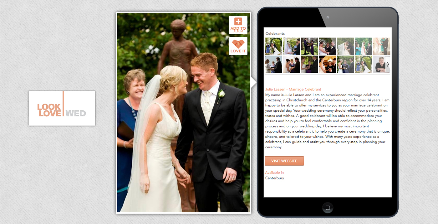 Wedding Planner Website Favorites