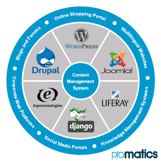 6 Steps To Choose The Right CMS For Your Website